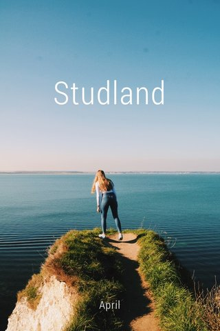 Studland April