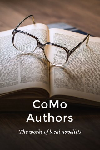 CoMo Authors The works of local novelists