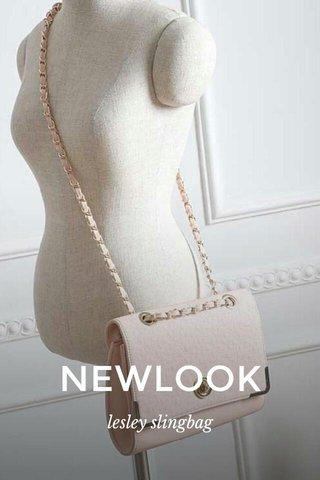 NEWLOOK lesley slingbag