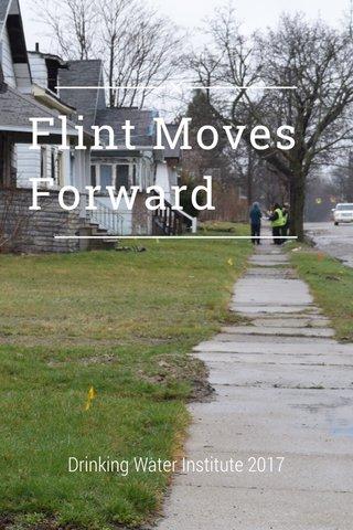Flint Moves Forward Drinking Water Institute 2017
