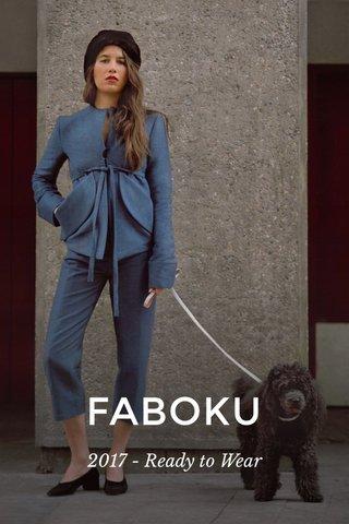 FABOKU 2017 - Ready to Wear