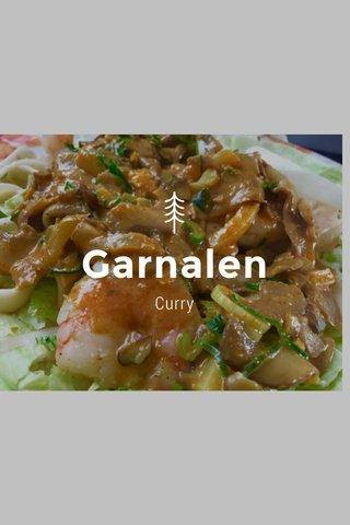 Garnalen Curry