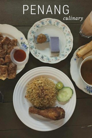 PENANG culinary