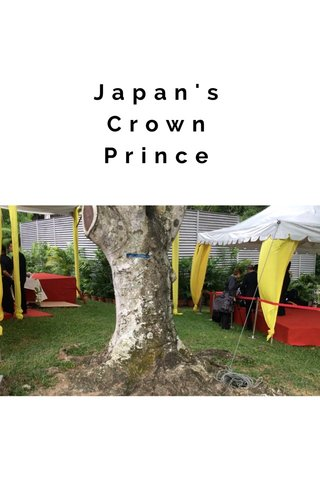Japan'sCrown Prince