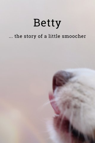 Betty ... the story of a little smoocher