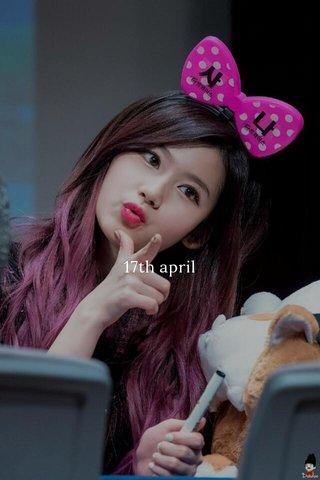 17th april