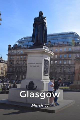 Glasgow March '17