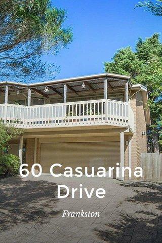 60 Casuarina Drive Frankston
