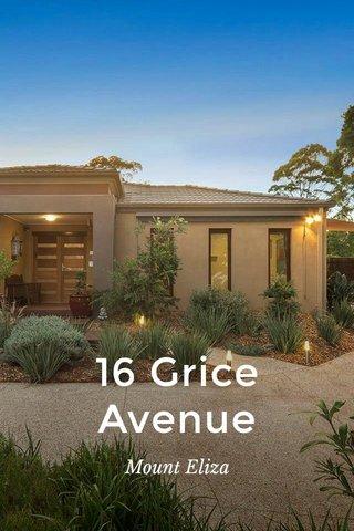 16 Grice Avenue Mount Eliza