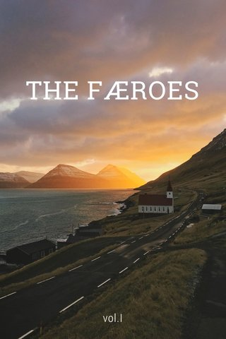 THE FÆROES vol.I
