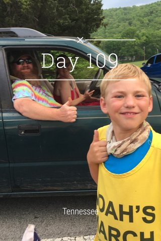 Day 109 Tennessee