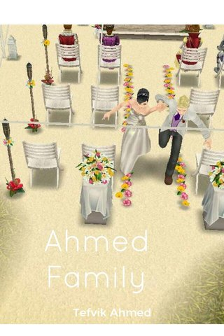 Ahmed Family Tefvik Ahmed