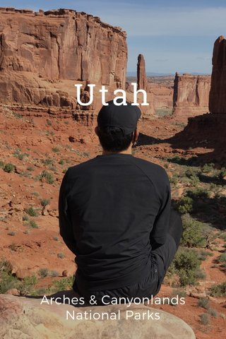 Utah Arches & Canyonlands National Parks
