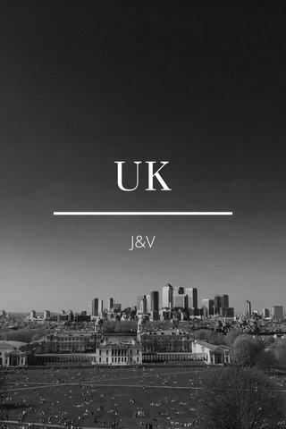 UK J&V