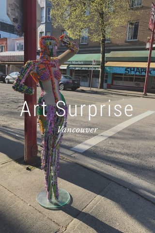 Art Surprise Vancouver