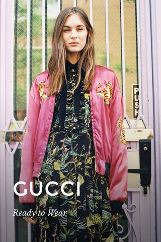 GUCCI Ready to Wear