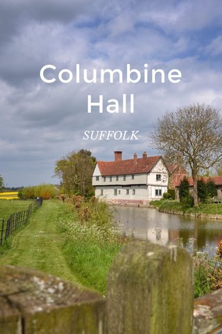 Columbine Hall SUFFOLK