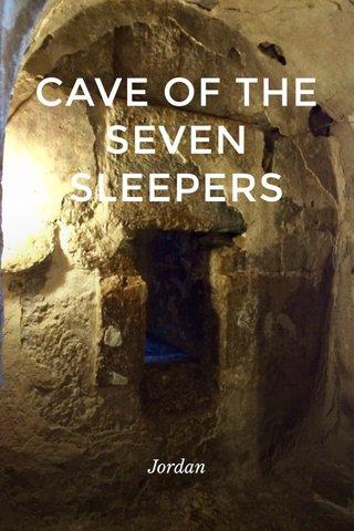 CAVE OF THE SEVEN SLEEPERS Jordan