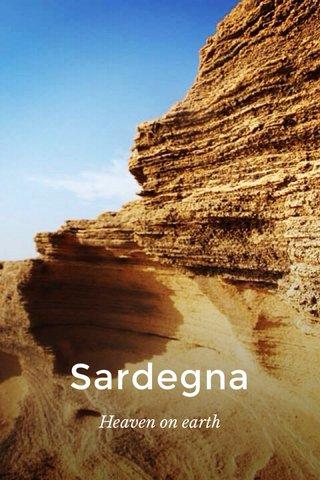 Sardegna Heaven on earth
