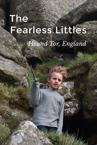 The Fearless Littles Hound Tor, England