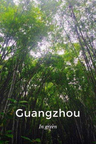 Guangzhou In green