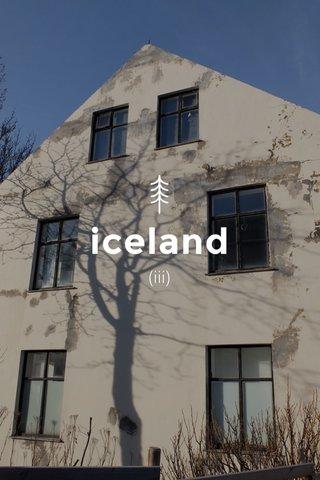 iceland (iii)