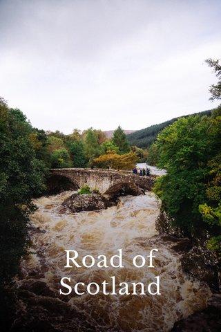 Road of Scotland
