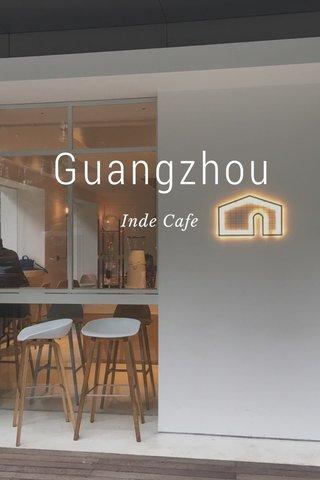 Guangzhou Inde Cafe