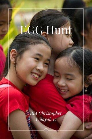 EGG Hunt BIA Christopher Wilayah 17