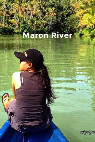 Maron River