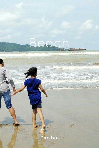 Beach Pacitan