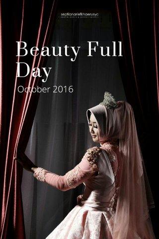 Beauty Full Day October 2016