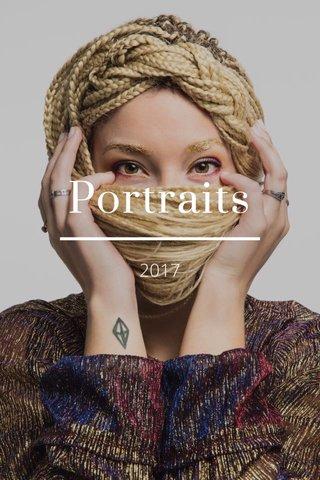 Portraits 2017