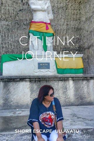 CITILINK JOURNEY SHORT ESCAPE ULUWATU