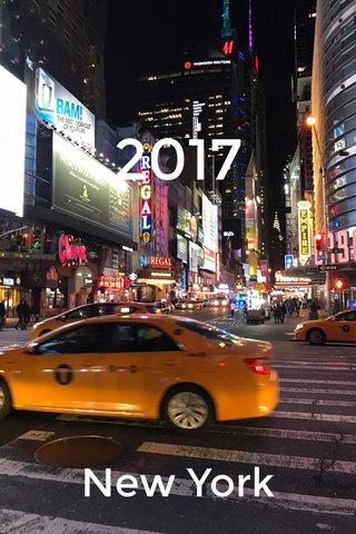 2017 New York