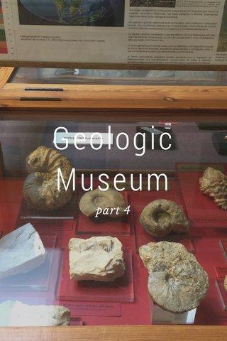 Geologic Museum part 4