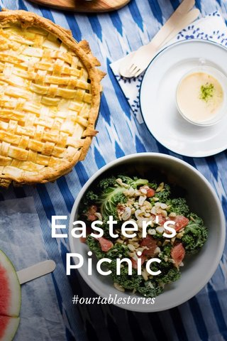 Easter's Picnic #ourtablestories