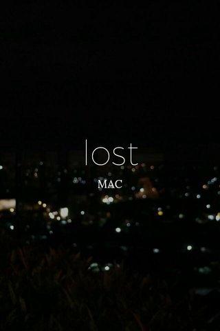 lost MAC
