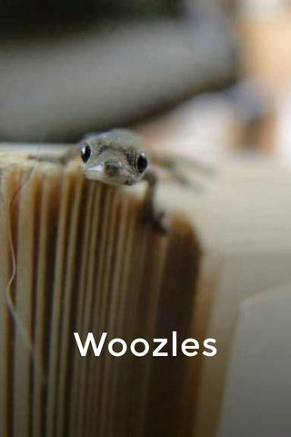 Woozles