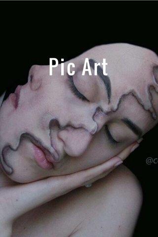 Pic Art