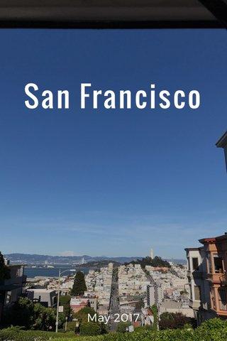 San Francisco May 2017