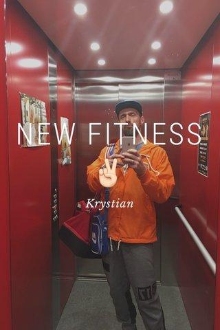 NEW FITNESS ✌🏻 Krystian