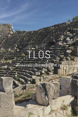TLOS Rezervasyonyap.com.tr