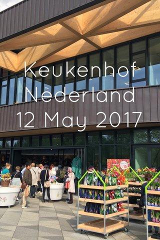 Keukenhof Nederland 12 May 2017