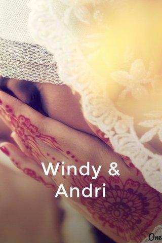 Windy & Andri