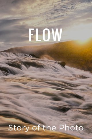 FLOW Story of the Photo