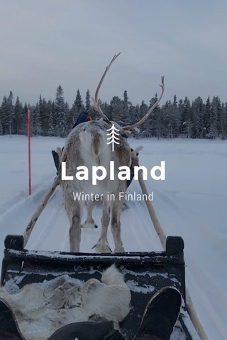 Lapland Winter in Finland