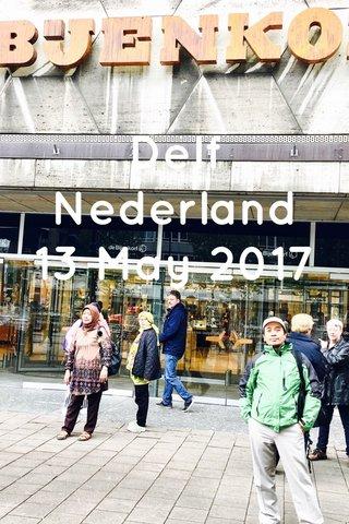 Delf Nederland 13 May 2017