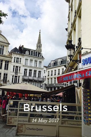 Brussels 14 May 2017