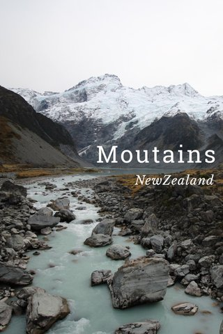Moutains NewZealand